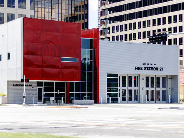 Fire Station No. 27