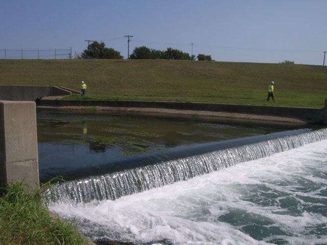 Flood Control and Levee Recertification Program