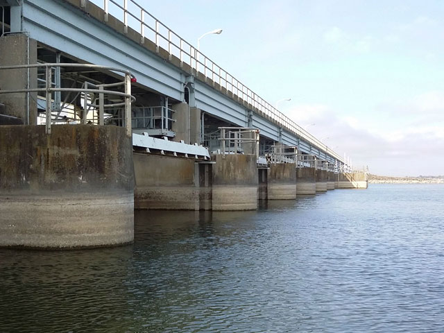 Dallas Dam Safety Evaluation