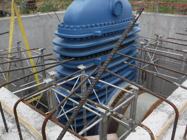 Joint Booster Pump Station No. 3, Integrated Pipeline Project