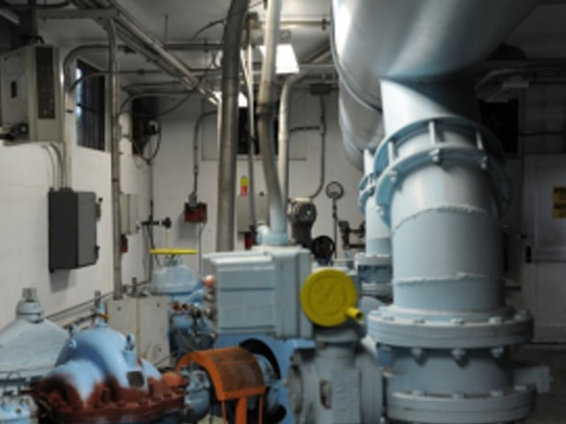Walnut Hill Pump Station Owner Advisor