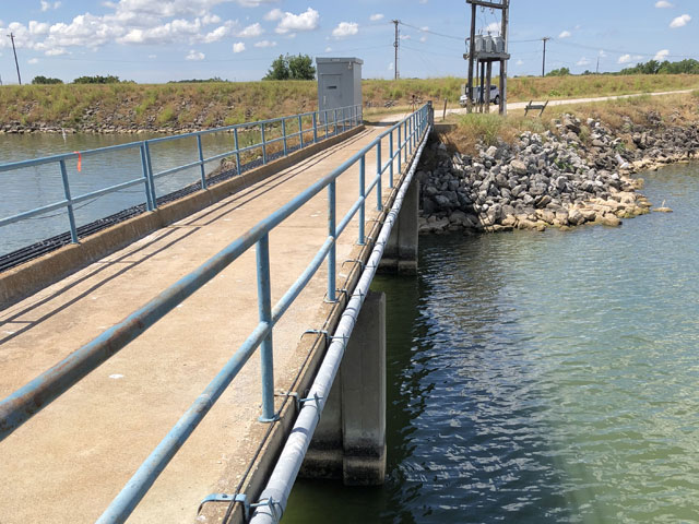 Taste and Odor Improvements, Weatherford Water Treatment Plant